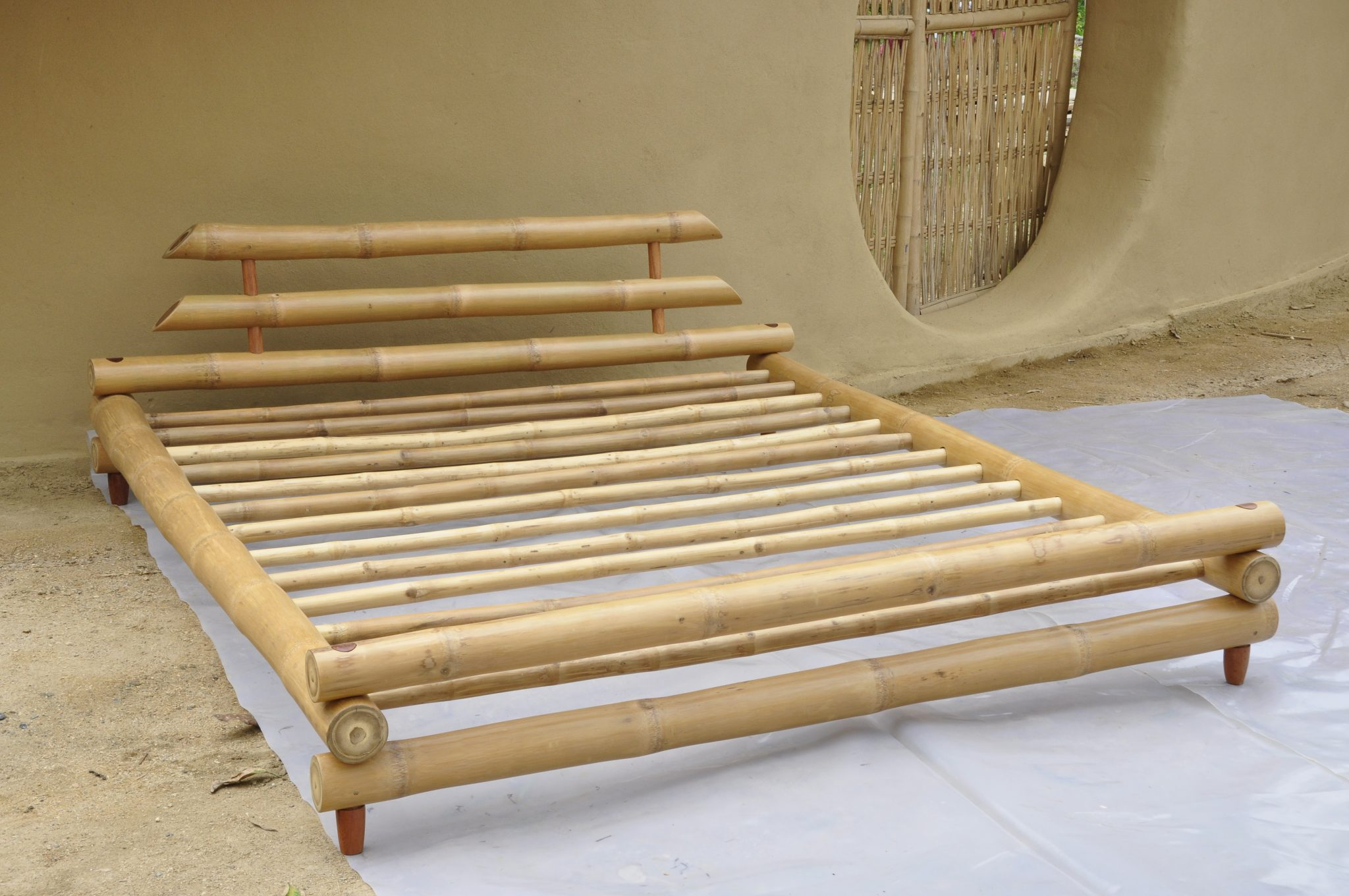 King Size Bed In Cm