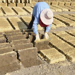 Adobe Bricks By CLC