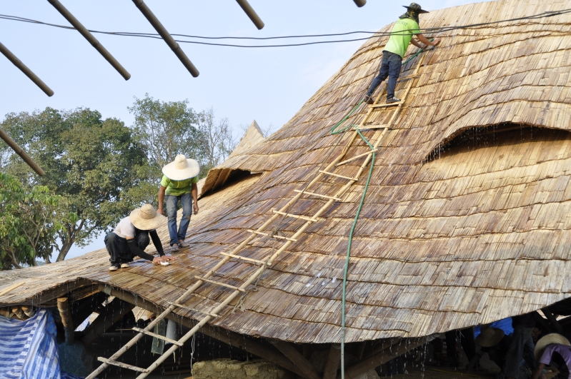 High Quality Bamboo Architecture   Chiangmai Life Construction