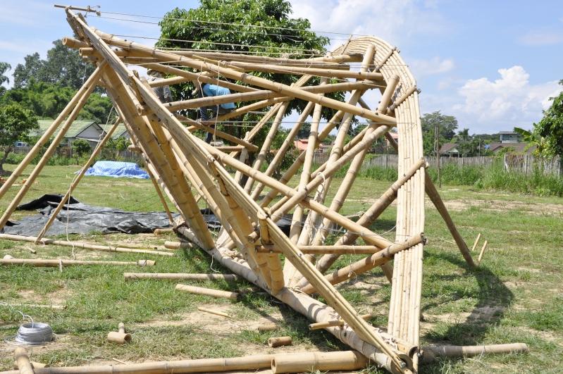 Bamboo Architecture Chiangmai Life Construction