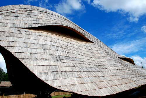 โรงเรียนปัญญาเด่น สถาปัตยกรรมจาก ดิน ไม้ไผ่ และหัวใจผู้สร้าง