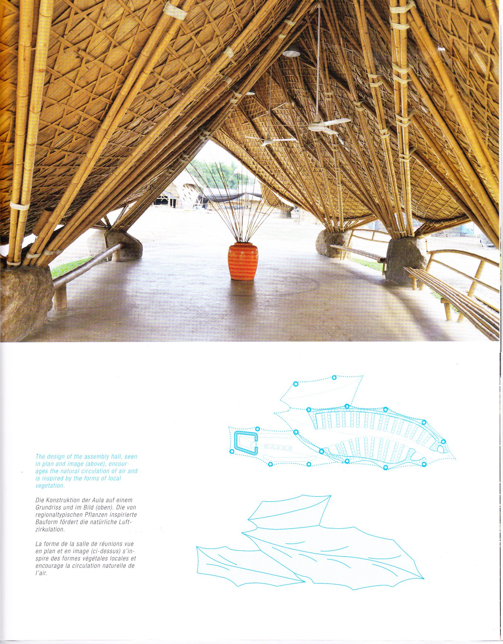 Taschen Verlag presents Panyaden School   Chiangmai Life Construction
