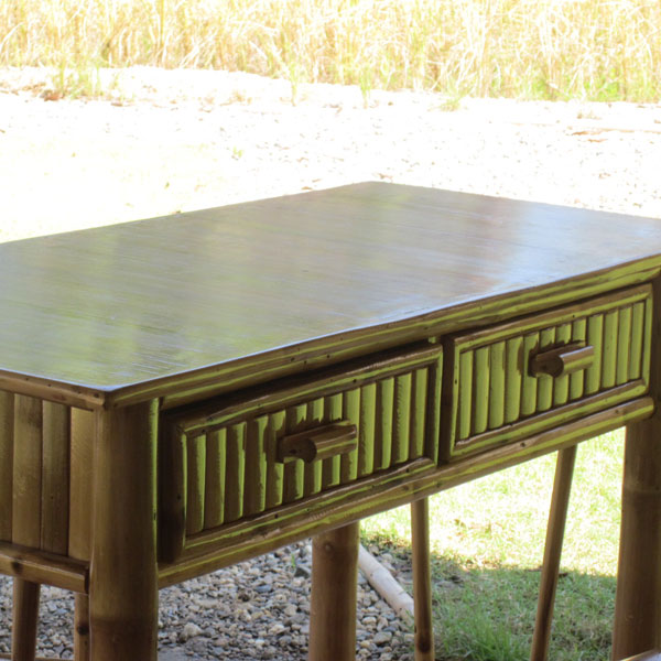 Furniture Bamboo Desk