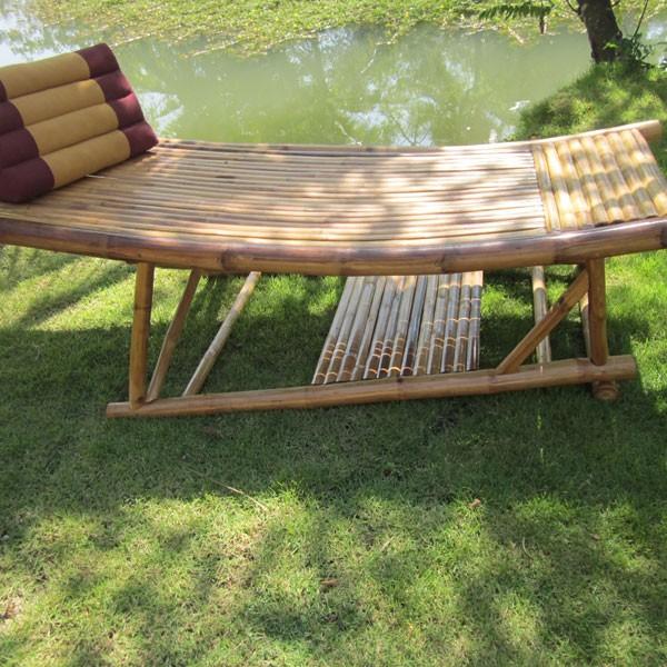 Furniture Bamboo Garden Chair