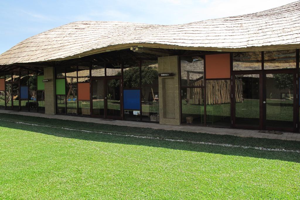 Bamboo Roofs Amp Budi Pradono Architectsu0027 Bamboo House