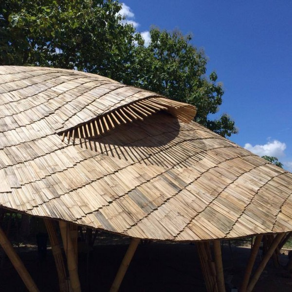 Bamboo Yoga Sala