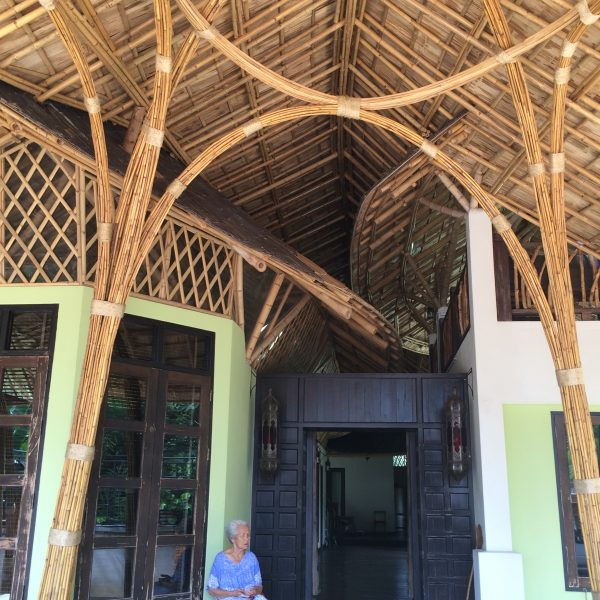 Bamboo Roof Private Residence In Lampang