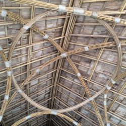 Bamboo Architecture - Bamboo Roof Private Residence