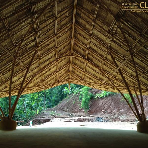 Dhammagiri Meditation Hall By CLC