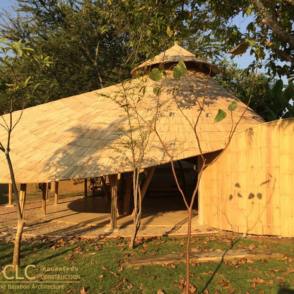 Bamboo Dome Sala By CLC