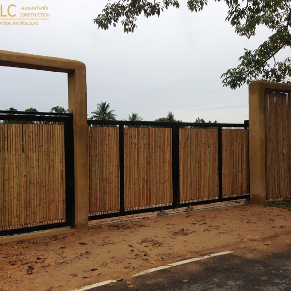Bamboo Earth Gates