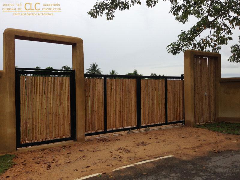 Bamboo Earth Gates