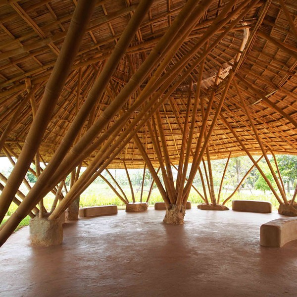 Bamboo Reception Hall