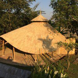 Bamboo Dome Sala
