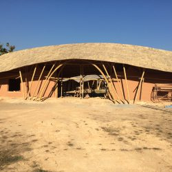 Bamboo Architecture - YDF School Building By CLC