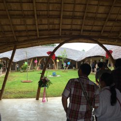 YDF School Building Bamboo Earth Architecture By CLC