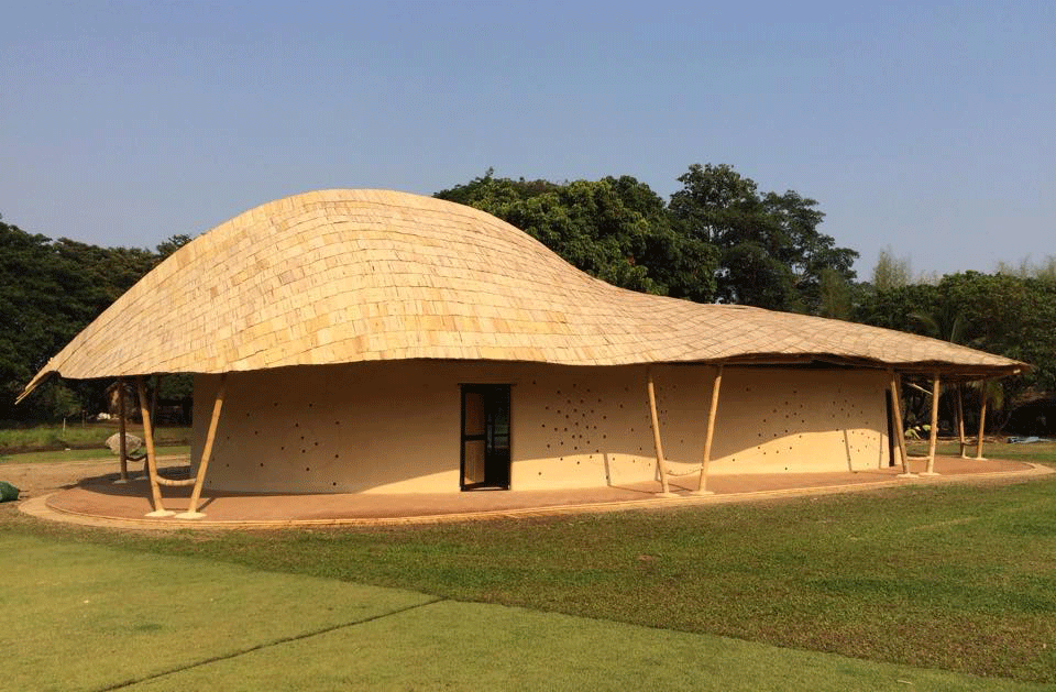 Portfolio Of Modern Bamboo Architecture And Earth Construction