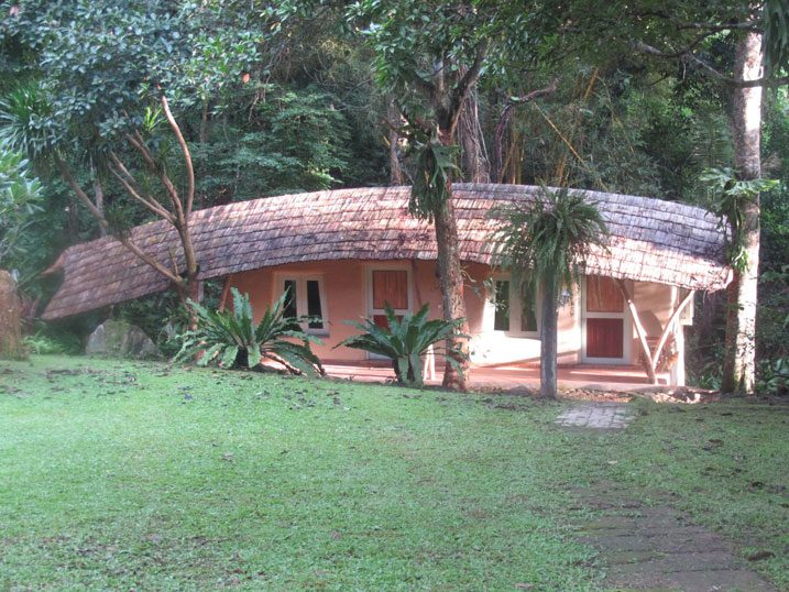 Earth Bamboo House