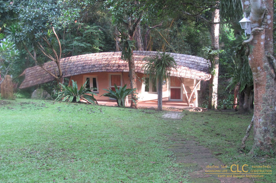 Earth Bamboo House