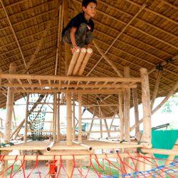 Bamboo Playboat