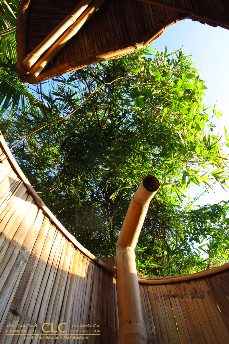 bamboo earth small cottage - Small Cottage 2