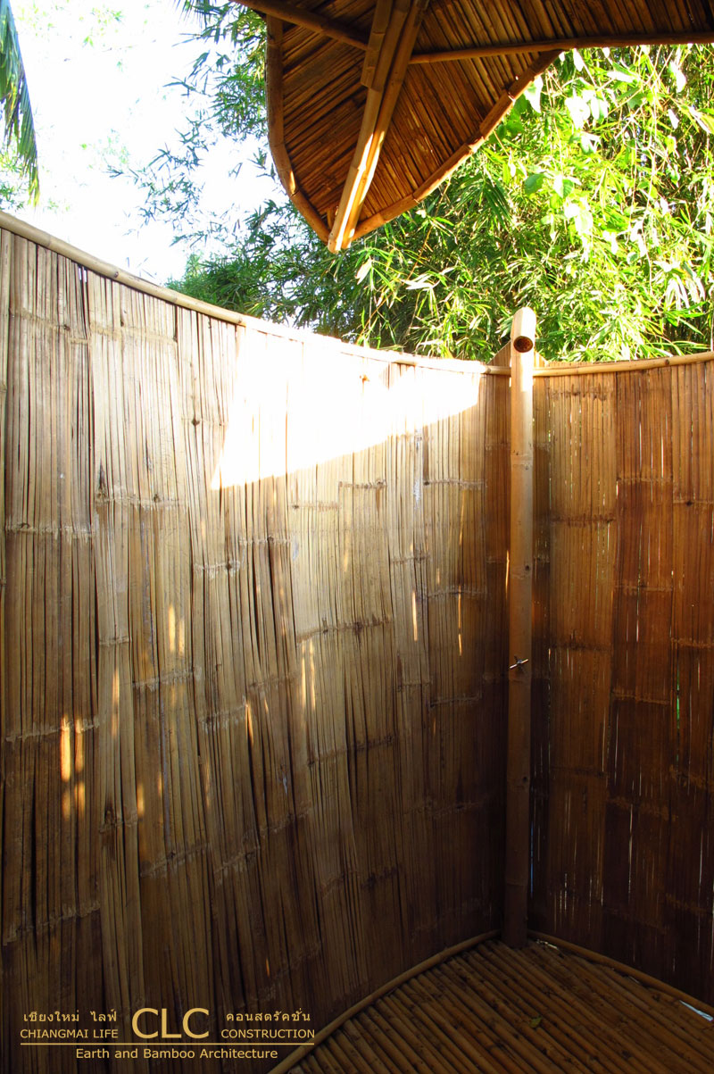 Small Cottage Bamboo Earth Architecture Chiangmai Life