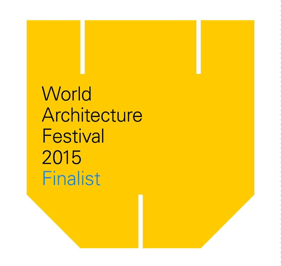 Finalist At The 2015 World Architecture Festival