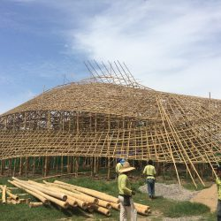Bamboo Architecture - Panyaden School Assembly And Indoor Sports Hall