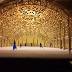 Bamboo Architecture - Assembly And Indoor Sports Hall