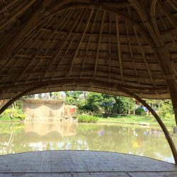Bamboo Sala By The Lake