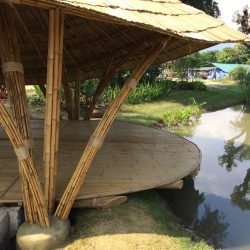 Bamboo Sala By The Lake