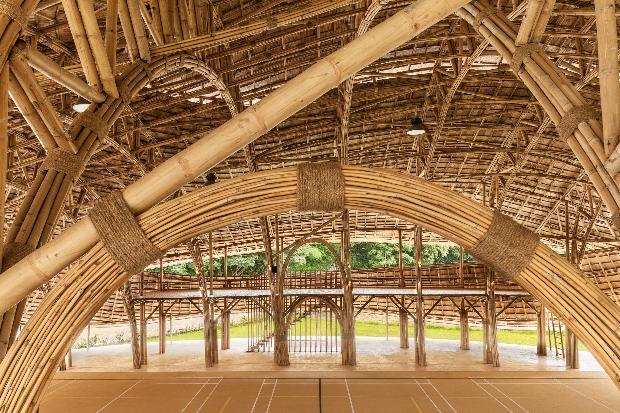 Chiangmai life construction clc archives bamboo earth for Domus design center