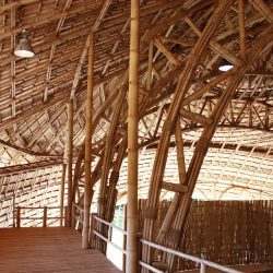 Panyaden International School Sports Hall Bamboo Architecture