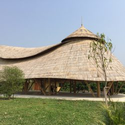 Zabb E Lee Cooking School Bamboo Architecture