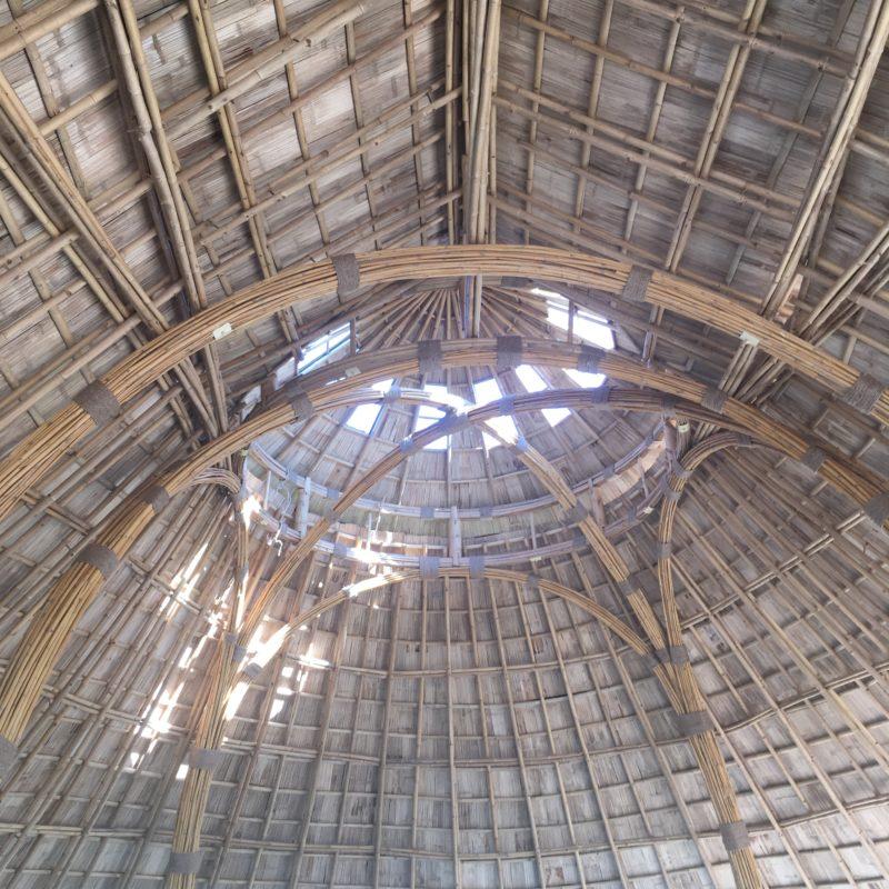 Zabb E Lee Cooking School Bamboo Architecture
