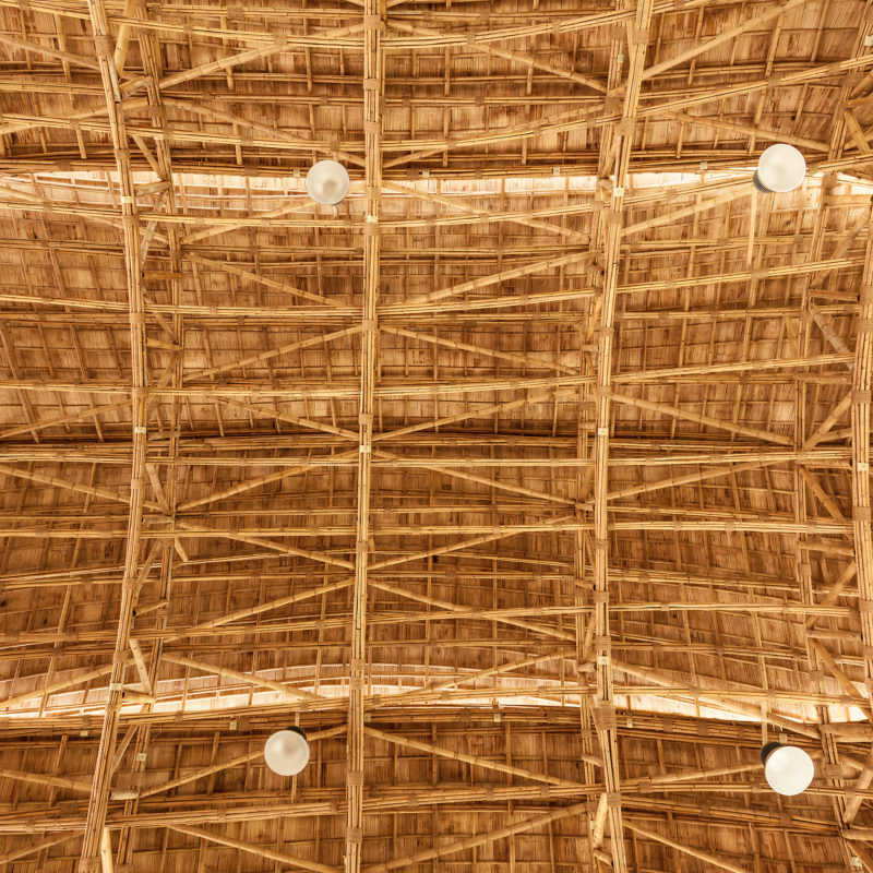 Bamboo Sports Hall Panyaden
