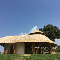 Bamboo Sala For Winetasting Bamboo Architecture By CLA (1)