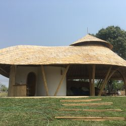 Bamboo Sala For Winetasting Bamboo Architecture By CLA (8)