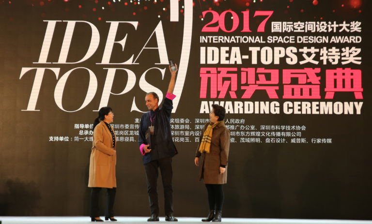 CLA wins Idea Tops Green Architecture Award 2017