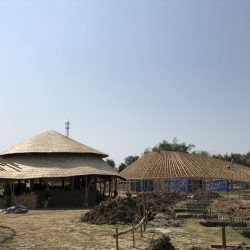 Construction Of The Secondary School At Panyaden