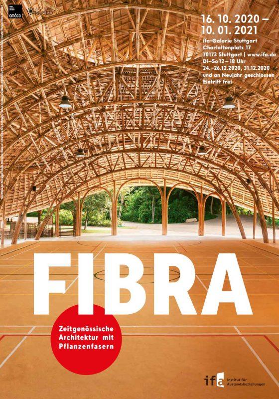 Bamboo SPorts Hall FIBRA exhibition Germany